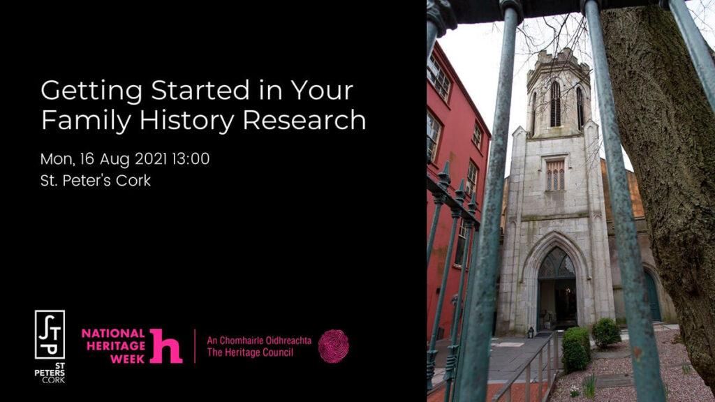 Getting Started in Your Family History Research