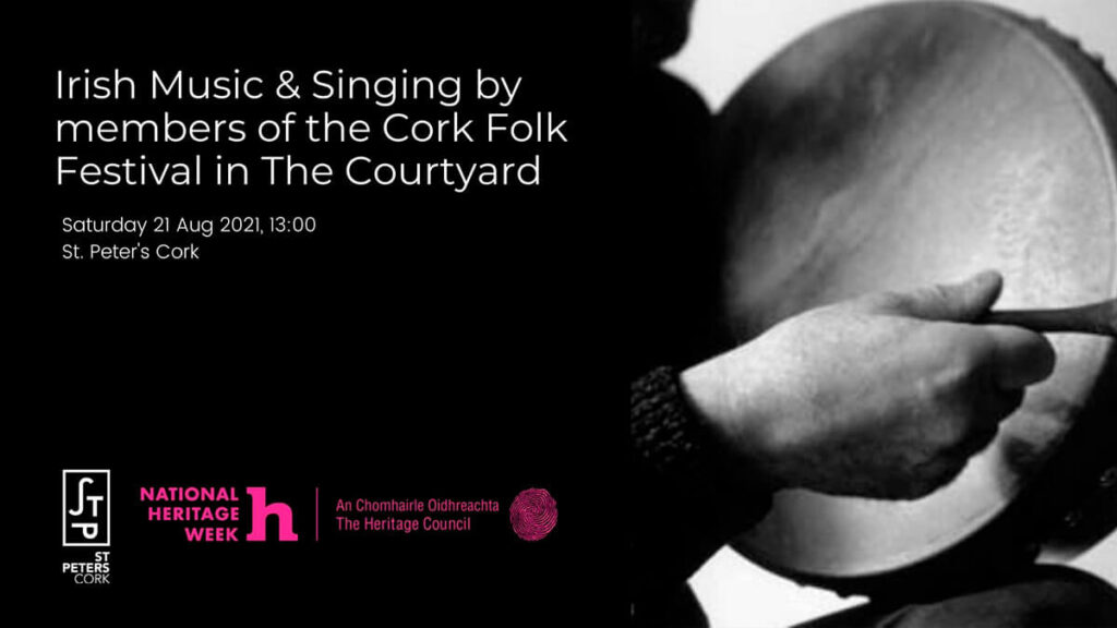 Irish Music & Singing by members of the Cork Folk Festival