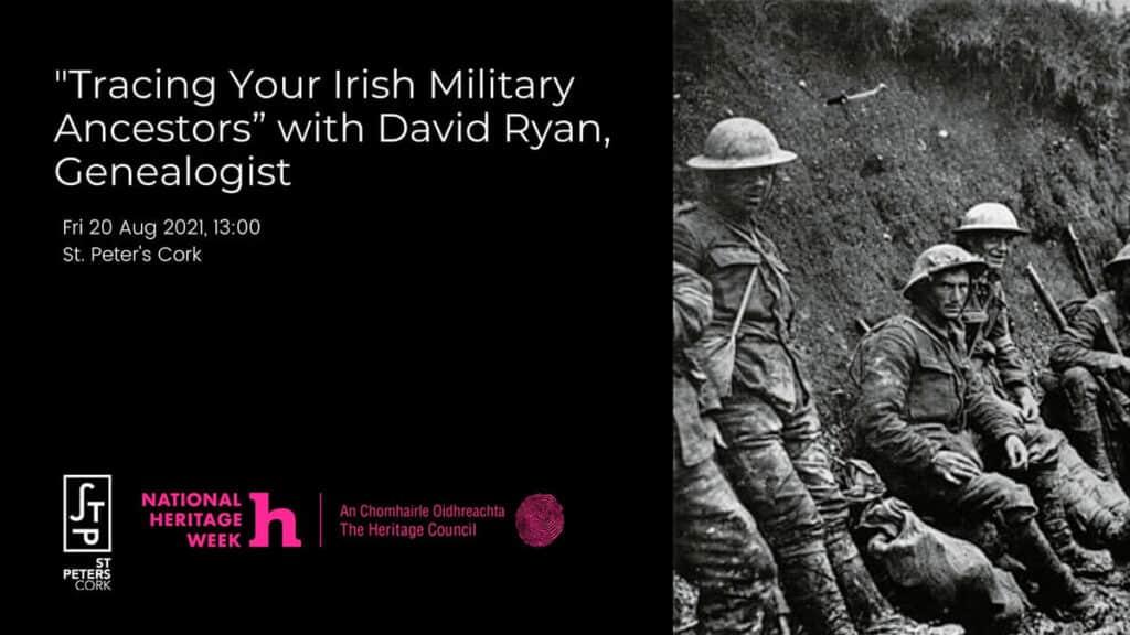 Tracing Your Irish Military Ancestors