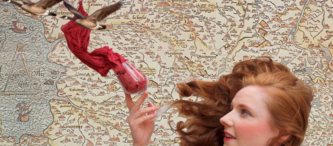 promo image a wine goose chase map credit judith boyle
